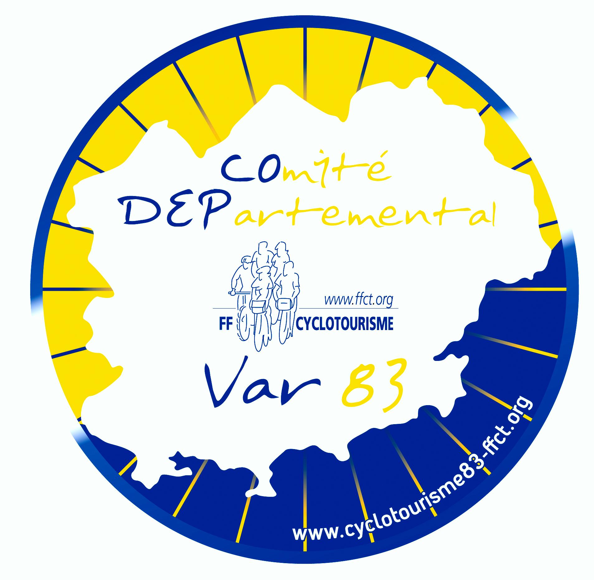 Comité Départementale de Cyclotourisme du Var